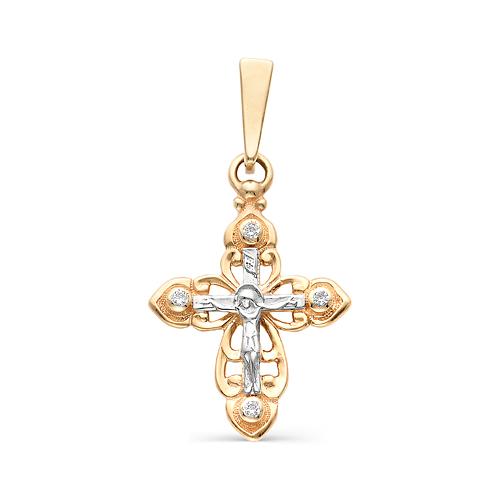 Кресты из золота, арт. 3058