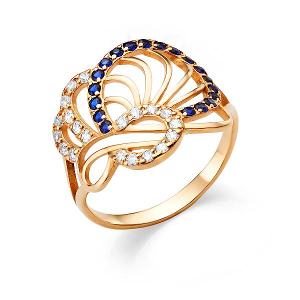 Кольца из золота, арт. 1004