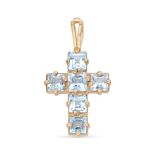 Кресты из золота, арт. 3025
