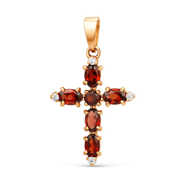 Кресты из золота, арт. 3014